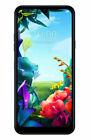 LG K40S LMX430EMW - 32GB - Aurora Black (Ohne Simlock) (Dual-SIM)