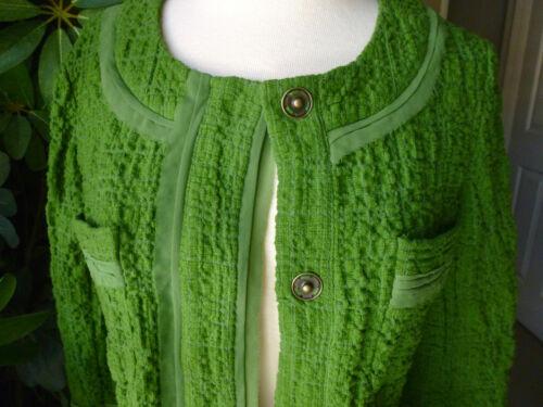 Color Tracy 2 veste Taille Nouvelle Ellen Msrp Green Palm X7nTxB