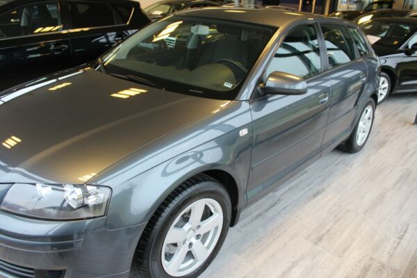 Audi A3 1,9 TDi Attraction SB - billede 3