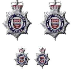 4-X-BRITISH-TRANSPORT-POLICE-WATERSLIDE-DECAL-IDEAL-FOR-CODE-3-MODELS