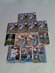 Curtis-Duncan-Lot-of-85-cards-19-DIFFERENT-Football