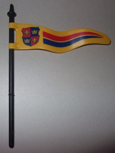 301212 Bandera castillo playmobil flag
