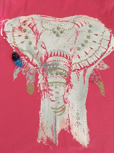 NWT Gymboree Girl Safari Twirl Elephant Tee /& Capri Leggings Outfit 4 5 6 7