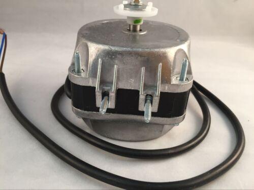 CONDENSOR SQUARE FAN MOTOR//SHADED POLE MOTOR 34W 1300r//min  0.85A 240V 50Hz