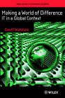 Making a World of Difference: IT in a Global Context by Geoff Walsham (Hardback, 2001)