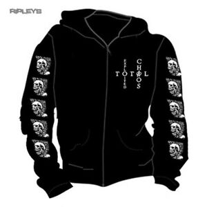 Official-THE-EXPLOITED-Hoody-Hoodie-MOHICAN-Skull-Punk-All-Sizes