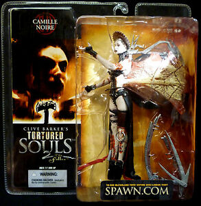 Series 2 Tortured Souls 6 Figure Action Figure Set McFarlane Toys 2002 Amricons