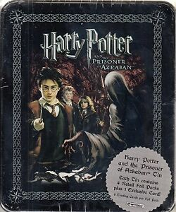 2004 Harry Potter and the Prisoner of Azkaban Card Box Cardz Inc