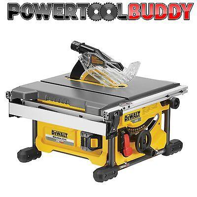 Dewalt DCS7485N 210mm 54V XR FlexVolt Cordless Portable Table Saw Body Only