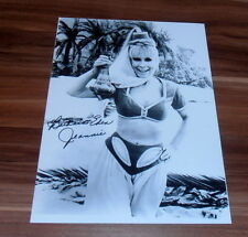 Barbara Eden *Bezaubernde Jeannie*, original signed Photo 20x25 cm (8x10)