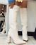 miniatura 8 - Scarpe Donna Stivali alti donna tacco alto stivali a punta altezza ginocchio Sti