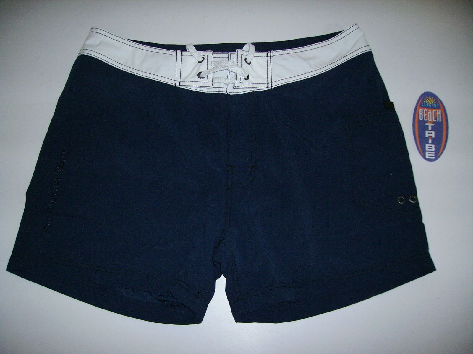 SCORPION BAY BOARDSHORT SHORTS SEA COSTUME MBS2703 NAVY blueE WHITE 28