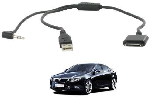 Jack De 3,5 Mm Opel Opel Insignia Ipod conducir a Usb