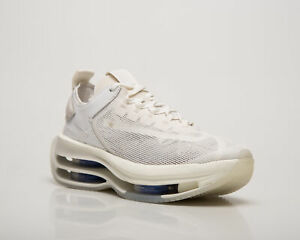 Nike Zoom Double Stacked sommet des femmes blanc voile Lifestyle Baskets Chaussures