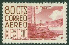 MEXICO : 1953. Scott #213. Very Fine, Mint Original Gum VLH. Catalog $100.00.