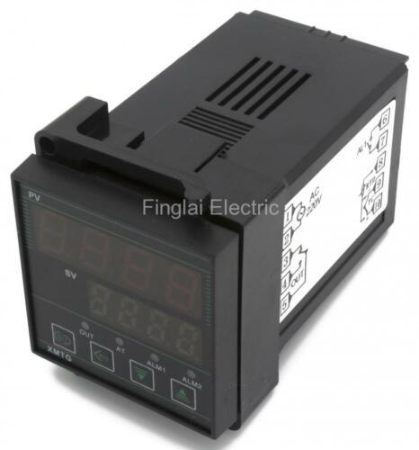 XMTG 48x48 digital PID temperature controller relay SSR 4-20mA SCR output