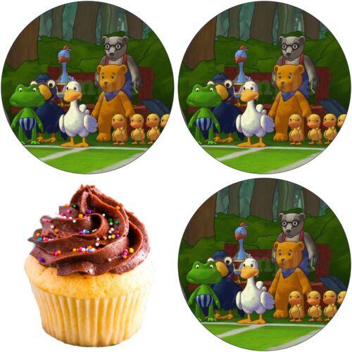 Der Mondbär Eßbar Tortenaufleger Party Deko Geburtstag Muffin Cupcake Neu
