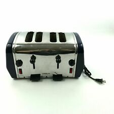 Smith-Style Premium Elite Toaster with 2 Slice Chrome /& Wooden Effect Decoration