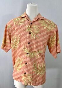 Tommy-Bahama-Mens-Short-Sleeve-Shirt-Size-M