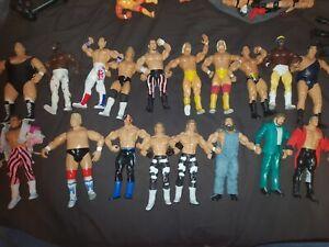 WWE-CLASSIC-SUPERSTARS-Jakks-Wrestling-Figures-WWF-Make-Your-Selection