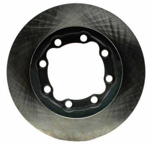 Disc Brake Rotor-Non-Coated Front ACDelco Advantage 18A489A