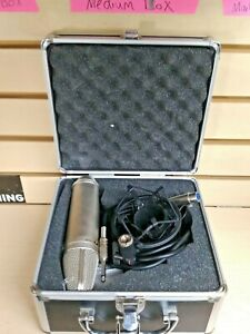 Behringer-B-2-PRO-Dual-Diaphragm-Condenser-Microphone-Mic-FREE-Case-amp-Shockmont
