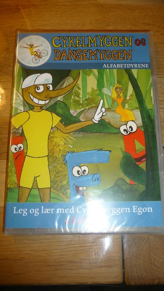 Cykelmyggen og Dansemyggen, til pc, anden genre