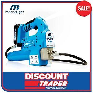 Macnaught High Quality POWERGUN 450g 18V 3.0Ah Lithium-Ion Grease Gun - PG450