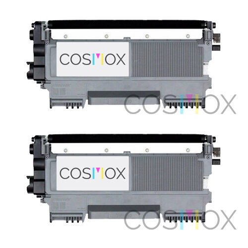 2 Pack High Yield TN450 TN-420 Laser Toner for Brother MFC-7460DN MFC-7860DW
