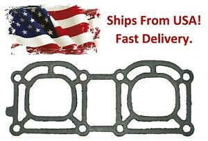 Aftermarket Yamaha 701 Exhaust Pipe Manifold Gasket 61x-14613-a0-00 Which Supersedes to 61x-14613-a1-00.