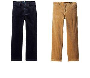 416eba4e Details about NWT Polo Ralph Lauren Boys Slim Fit Stretch Corduroy Pants