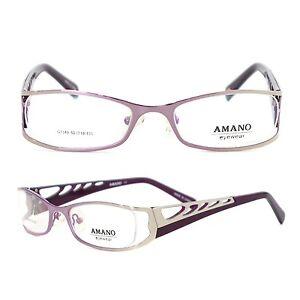 Womens Non Prescription Clear Lens Eyewear Glasses Fashion ...