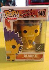 FUNKO POP! BLANKA #140 Street Fighter Think Geek Vinyl Figure