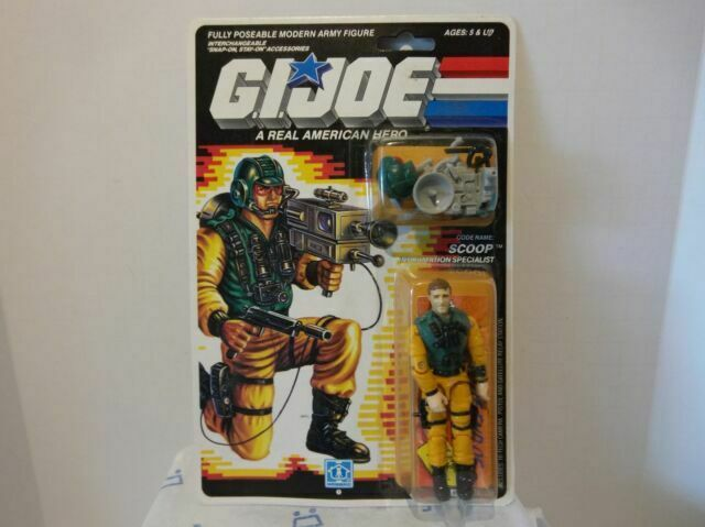 GI JOE 1988 STORM SHADOW BOW ONE DAY HANDLING