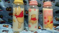 On Sale Abdl Baby Bottle & Adult Nipple ( Winnie Pool )