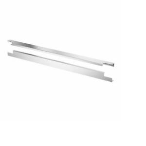 IKEA * * Nouveau IKEA Blankett Poignées 2 Pack 595 mm pour portes et tiroirs en aluminium