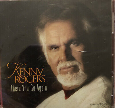 There You Go Again by Kenny Rogers (CD, Oct-2000) NEW ...