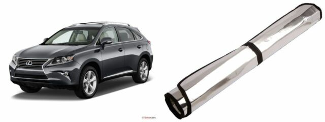 Custom Windshield Sun Shade 2010 to 2015 Lexus RX350 LX-30 Lifetime  Warranty! cb07a7e25fc