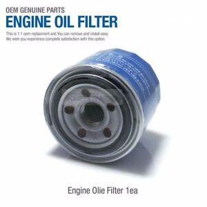 Image Is Loading Oem 2630035504 Gasoline Engine Oil Filter Y For