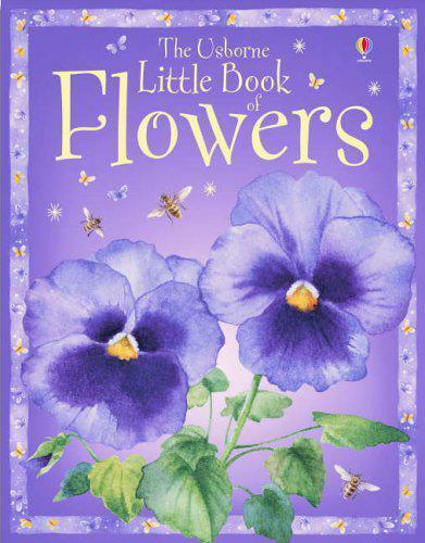 The Usborne Little Book Of Blumen Von Laura Howell, Hardcover Gebraucht , Gut, F