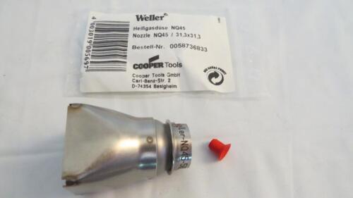 HAP2 et HAP3 Weller NQ45-58736833 Cooper outils NQ45 gaz chaud Buse 32.0 x 32.0