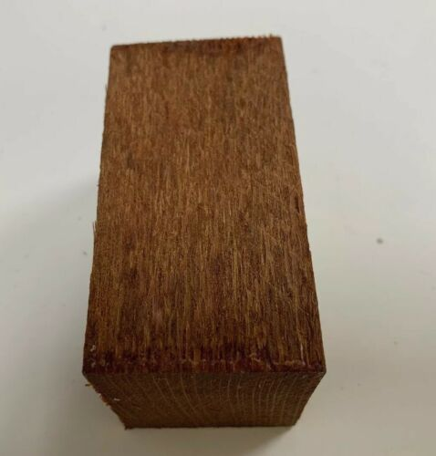 "LEOPARDWOOD Bottle Stopper Blanks 1-1//2/"" x 1-1//2/"" x 3/"" FREE SHIP! Beautiful"