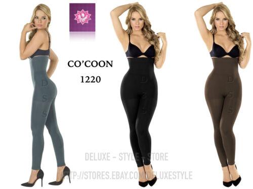 5651558595cf9 4 of 8 Faja Colombiana Leggings Butt Lifter Abdom Control Coc1220 Bodyshaper  Seamless