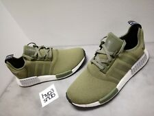 90ff99305 Adidas NMD Olive Cargo DS US9 BB2790 Footlocker Men s Boost 3M + Receipt