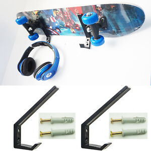 de303071 Image is loading Ski-snowboard-skateboard-wakeboard-sport-storage-display- holder-