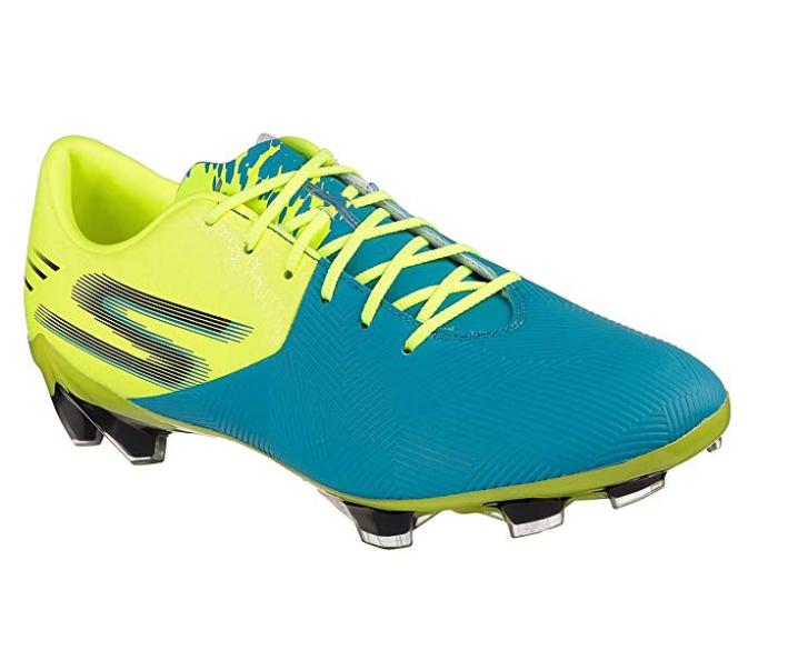 Skechers Men's Performance Reflex FG Soccer Cleats Synthetic Sizes 9.5, 10, 10.5