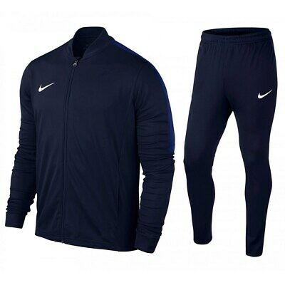 Details zu Nike Mens Academy Tracksuit Knit Bottoms Full Zip Sports Football Jogging Suits