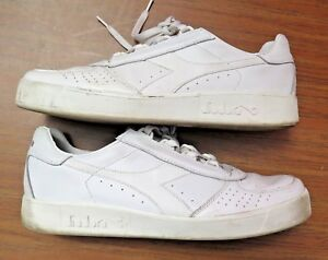 Diadora Mens B Elite Court Shoe