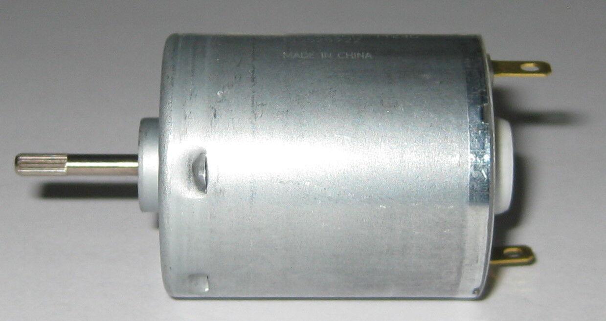 24 VDC Appliance // Massager DC Motors 10 X Mabuchi RS-365RH Motor 8500 RPM
