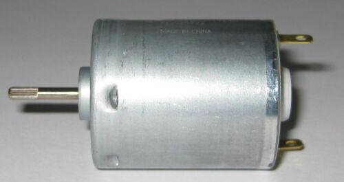 8500 RPM Appliance // Massager DC Motors 2 X Mabuchi RS-365RH Motor 24 VDC